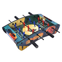 Football Table Game Mini Table Football Game Family Game