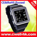 Low cost touch screen mobile watch phone CONO S2 with Smartphone Synchronization Function