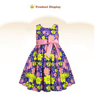 Baby Girl Dress with bow design