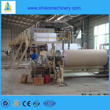 High Strength Corrugated Paper Making Machine/Kraft Paper Machine/Fluting Paper Machine