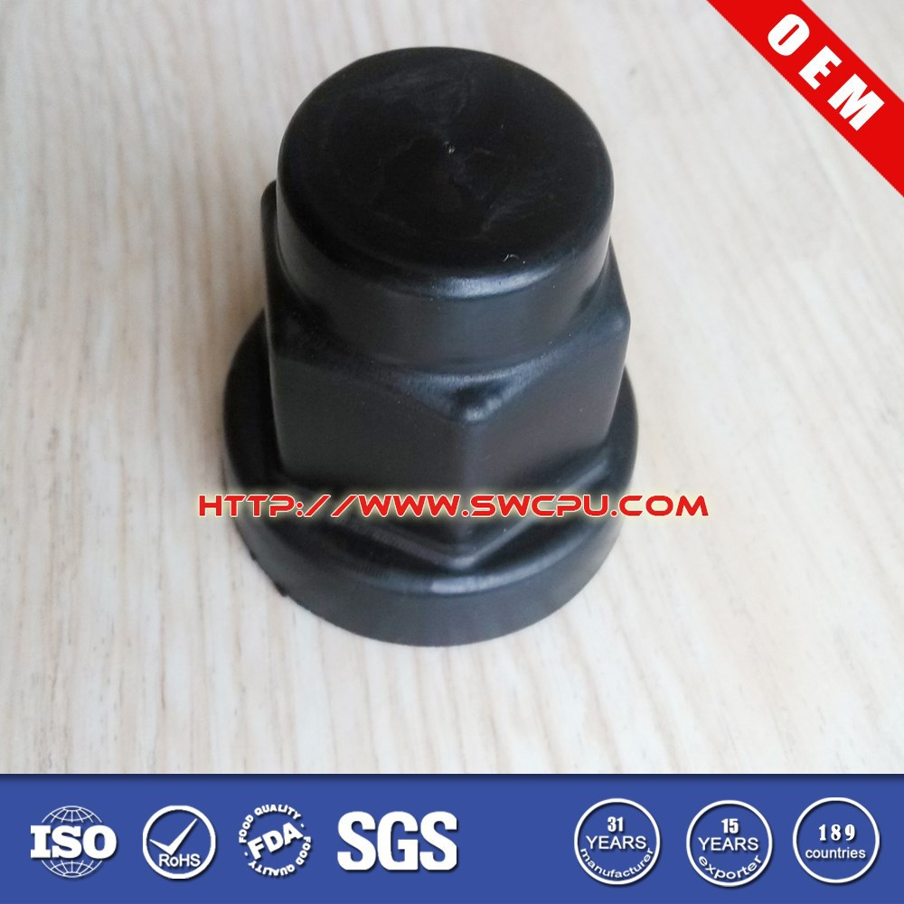 Plastic nut cover for hex bolt made in china