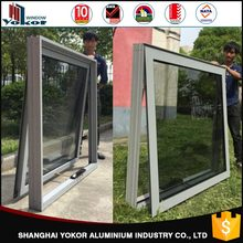 100% export to Australia double glazed Aluminium Doors And Windows for residential and commerical system