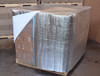 Shipping container aluminum foil insulation bags pallet insulation cover