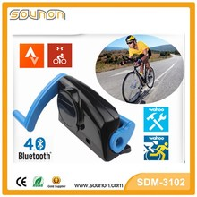 Bluetooth and ANT+ dual bicycle speed cadence sensor, wireless bicycle speedometer computer
