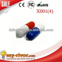 Popular Customized Design Promotional portable pill massager
