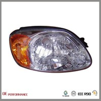 OE NO 92102-25510 Wholesale New Type Custom Headlight For Cars Hyundai Accent Verna 2003