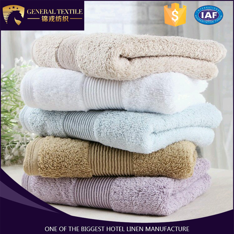 2016 China manufacturer sell 100% cotton 16s white hand towels in bulk