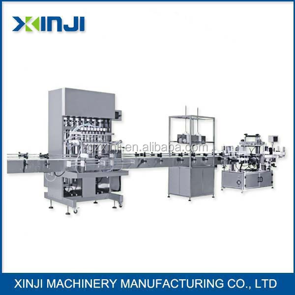 automatic paste filling machine