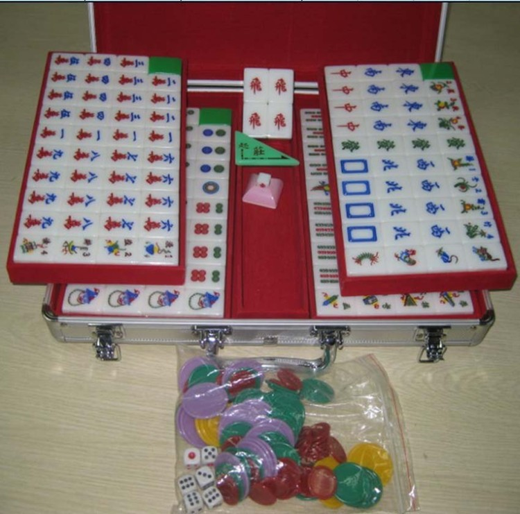 2014 Factory price Singapore mahjong for sale