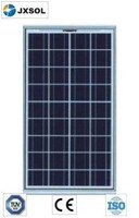 Factory price high efficiency high quality 140W poly solar panel