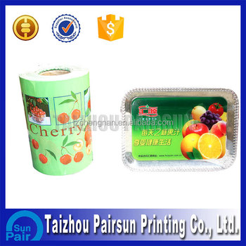 Unique Design High Performance In mould label/iml labels printing packing food container
