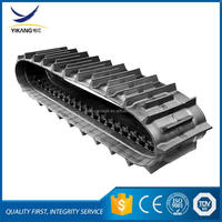 Cheap price custom reliable quality rubber tracks for excavator