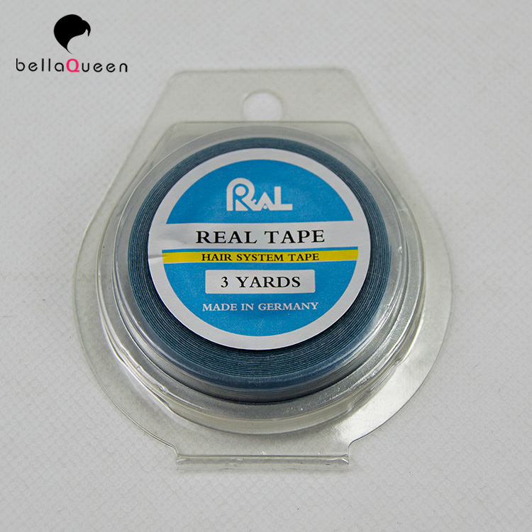 bellaQueen Blue Adhesive For Tape Hair Extension
