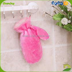 multi-purpose super absorbent cleaning gloves free of detergent