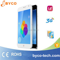 Wholesale 5.0 inch touch screen telefon dual sim full active