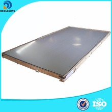 Top quality non-magnetic universal type hairline finish stainless steel sheet
