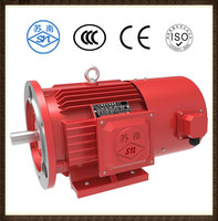 YVP series variable frequency 1.5HP motor for mining machinery