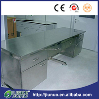 Best quality acid and alkali resistant 304 SS testing lab bench