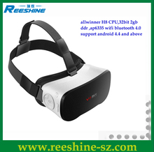 VR all in one machine virtual Explosion models 3D smart glasses reality wearable vr sky all in one VR box