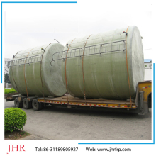 frp pressure vessel palm crude oil storage tank