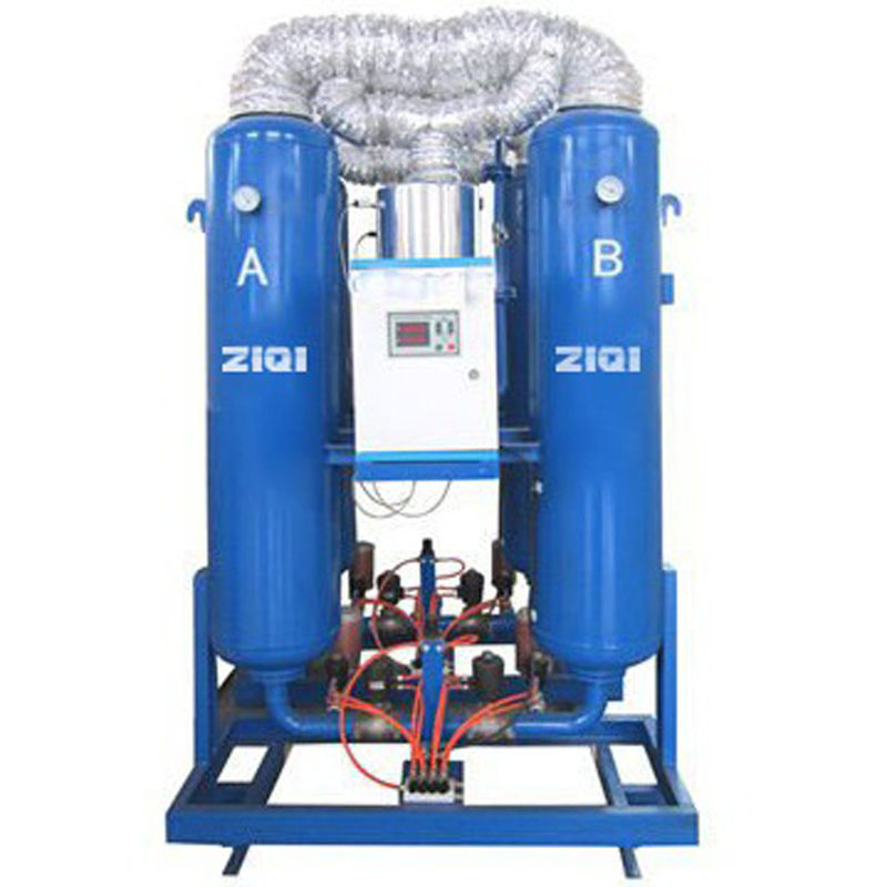 heatless regenerated adsorption compressed air dryer price