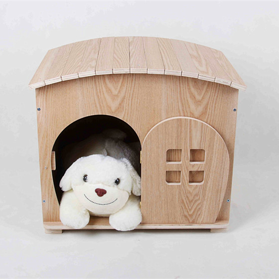 2017 New design wood pet house / dog kennel cat cages