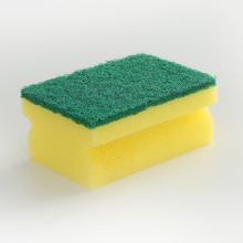 Powerful Kitchen Polyurethane Sponge for Cleaning Dishes