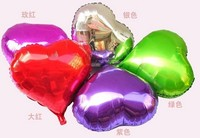 Best price 18 inch foil balloon love and circular aluminum balloon decoration balloon 1000pcs