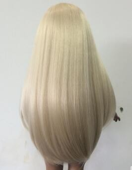 Hot sale elegant doll wigs for dolls manufacture