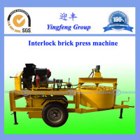 Block and interlock machine products you can import from China