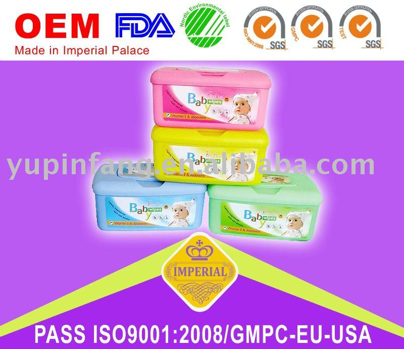 baby care wet wipes tissue