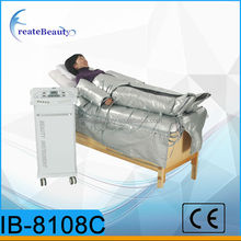 3 in 1 pressotherapy CE proved slimming machine air pressure and infrared