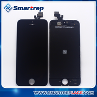 100% guarantee original quality LCD display assembly digitizer for iphone 5