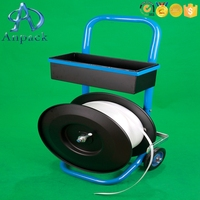 steel/plastic strapping cart manufacturer in China