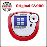 2016 New Arrival transponder key programmer universal original cn900 auto key programmer with super function on hot sales