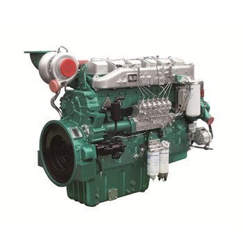 650HP water cooling YUCHAI YC6TD650L-C20 marine engine