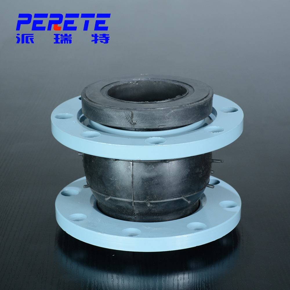 china manufacture rubber expansion joint/double bellow expansion joint