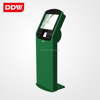 "15"" 17"" 19""LCD AUTO bank waiting queue system management ticket kiosk machine"