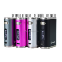 2016 Lowest Price E-Cigarette 18650 vape Box Mod with different color black/sliver/pink/red ect