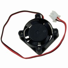 Sharphy 25mm 25x25x10mm 2510 Ball DC 5V 2Pin Mini Micro Brushless Cooling Cooler Fan 2.5cm