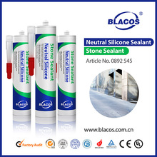 Customize Logo service Producer silicone mastic sealant