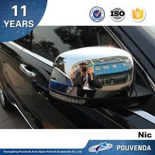 ABS Chrome Door mirror cover For Jeep Grand Cherokee 2011+ Rearview mirror cover 4*4 Exterior Accessories from Pouvenda