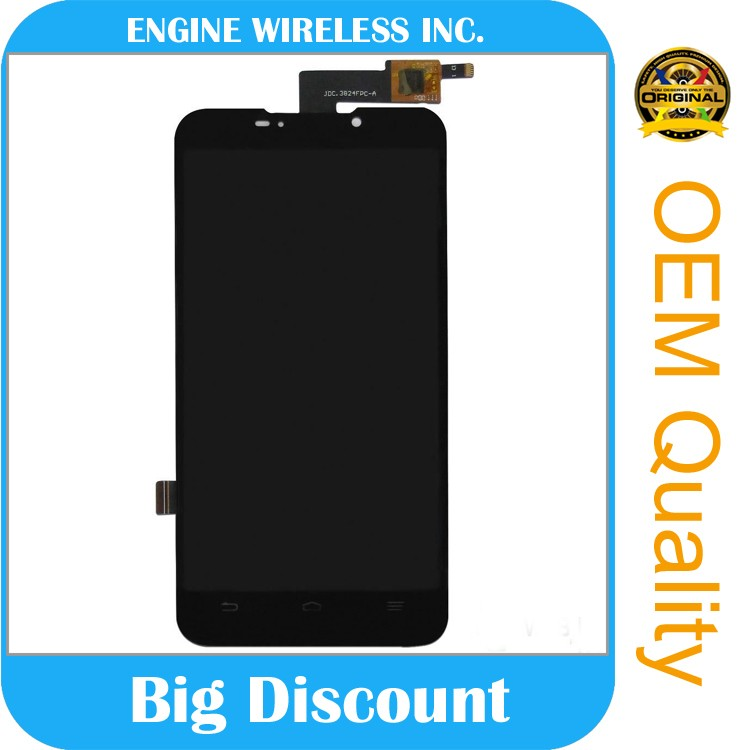china mobile touch screen repair lcd screen for ZTE BLADE L3, lcd digitizer for ZTE BLADE L3