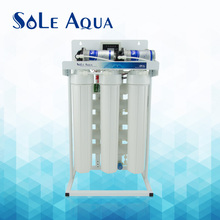 500 gpd reverse osmosis commercial ro water purification system