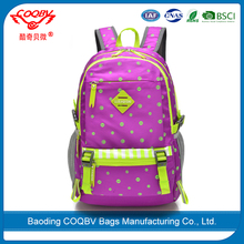 COQBV hot sale popular colorful small backpack bag for women