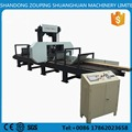 wood horizontal band saw machine with good quality for cutting wood