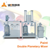 Paint Double Planetary Mixer Machine Manufacturer