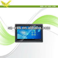 Zhixingsheng 2013 cheap china 4GB capacitive tv shenzhen 7 inch allwinner a13 android 4 0 mid tablet pc manual Q88