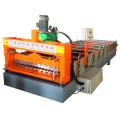 In china aluminum roofing sheet metal tile making machine roll forming machine metal roofing