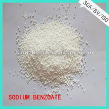 Factory offering directly Food grade sodium benzoate in granule high quality preservatives manufacturer